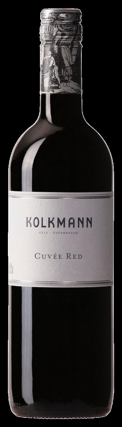 Cuvée Red vom Weingut Kolkmann - dem Weingut in Fels am Wagram in Niederösterreich