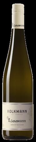 Grüner Veltliner Lössmann vom Weingut Kolkmann - dem Weingut in Fels am Wagram in Niederösterreich
