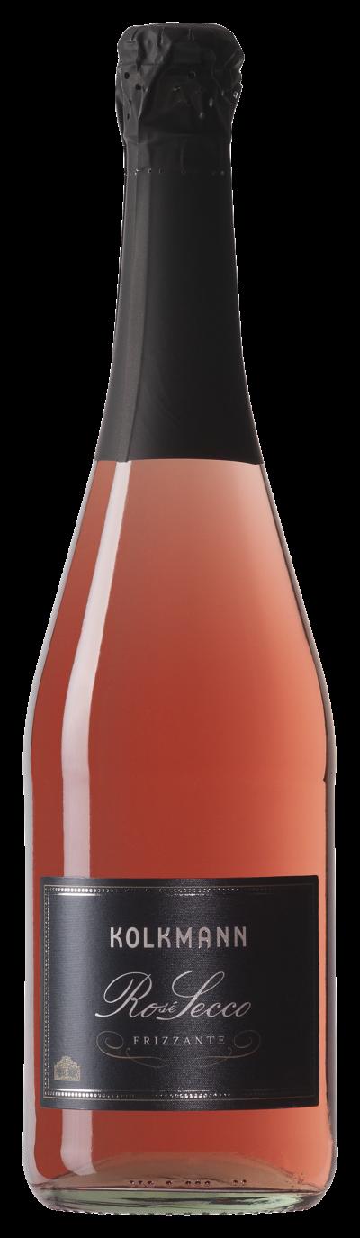 Rosé Secco vom Weingut Kolkmann - dem Weingut in Fels am Wagram in Niederösterreich