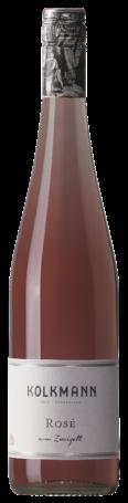 Rosé vom Zweigelt vom Weingut Kolkmann - dem Weingut in Fels am Wagram in Niederösterreich