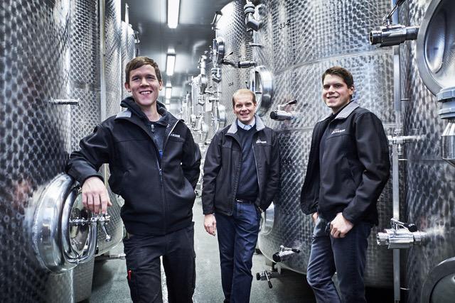 Unsere Weinbauern