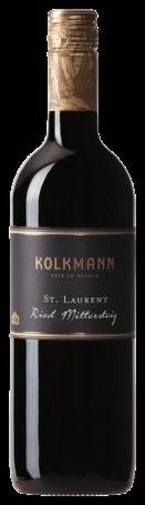 St. Laurent vom Weingut Kolkmann - dem Weingut in Fels am Wagram in Niederösterreich