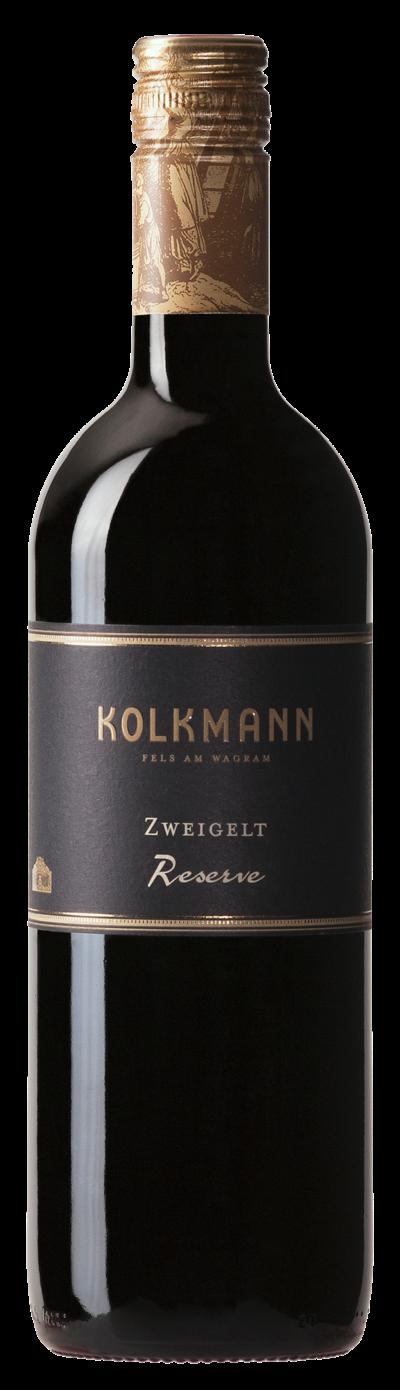 Zweigelt Reserve vom Weingut Kolkmann - dem Weingut in Fels am Wagram in Niederösterreich
