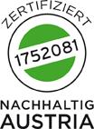 Auszeichnung Nachhaltig Austria für Kolkmann