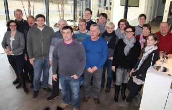 Das Team vom Familienweingut Kolkmann